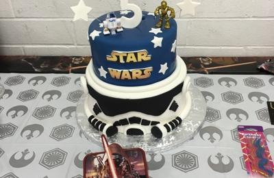 Tiara Cakes - Houston, TX. My sons birthday cake