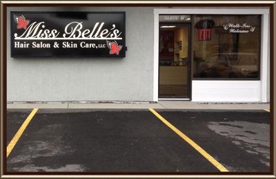 Miss Belle's Eagle River Alaska Hair Salon - Eagle River, AK
