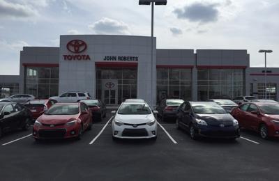 John Roberts Toyota   Manchester, TN
