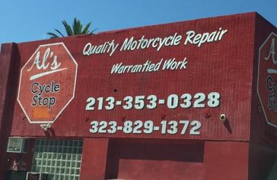 Als Cycle Shop Inc - Los Angeles, CA