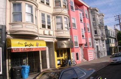 Crazy Sushi - San Francisco, CA