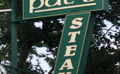 Pat's Steak House