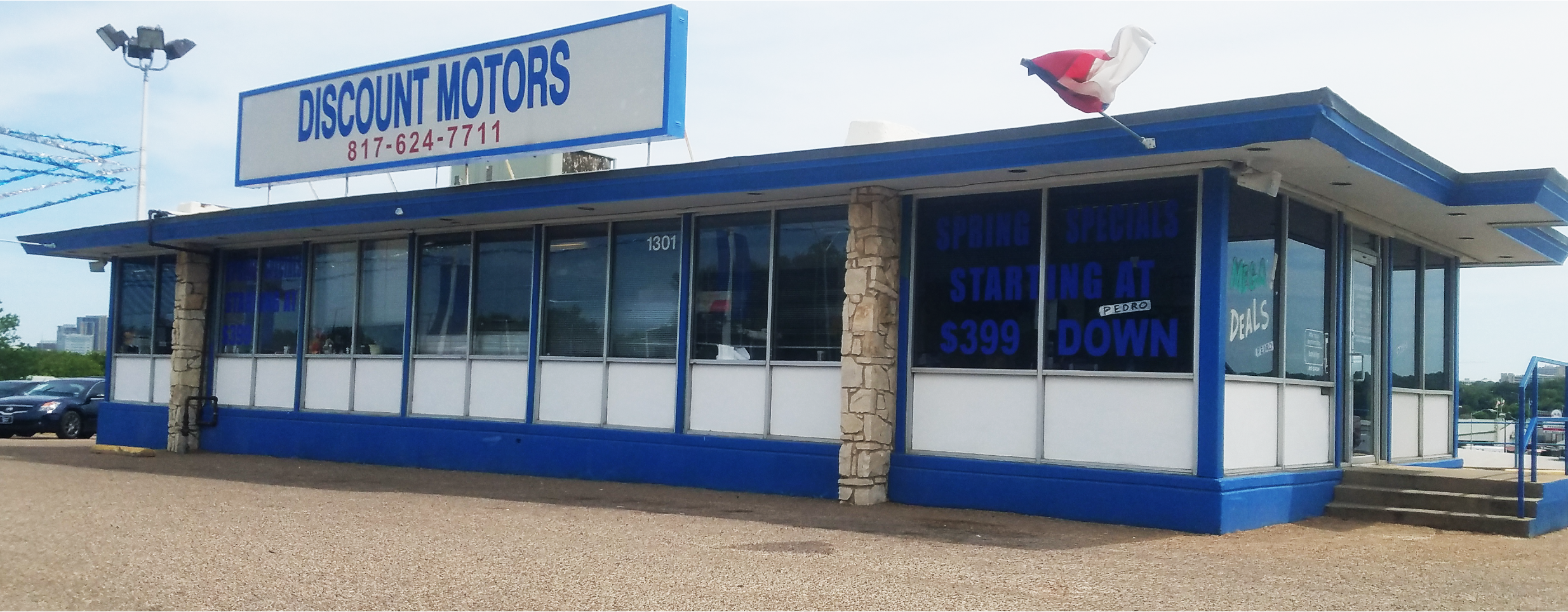 discount motors 5 1301 jacksboro hwy fort worth tx 76114