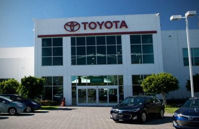 Autonation Toyota Irvine Ca