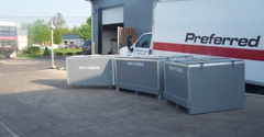Preferred Metals Corporation - Noblesville, IN. Lockable containers for you job site!