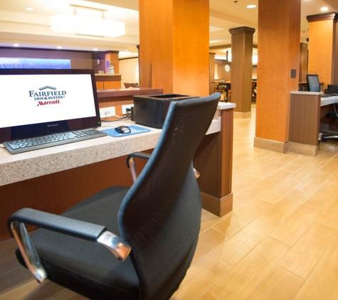 Fairfield Inn & Suites - Idaho Falls, ID