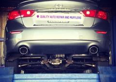 Quality Auto Repair & Muffler - Palmdale, CA