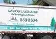 American Landscaping Inc - Anchorage, AK