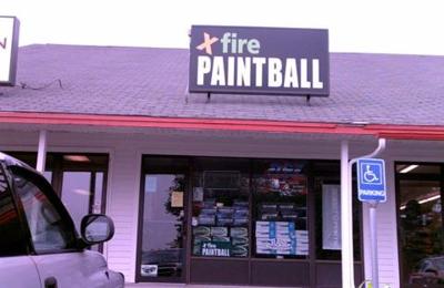 X Fire Paintball - Nashua, NH