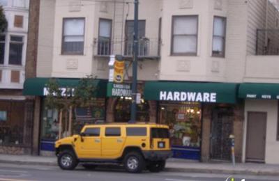 Mazzei G & Sons' Hardware - San Francisco, CA