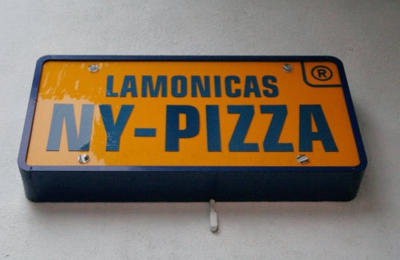 Lamonica's New York Pizza - Los Angeles, CA