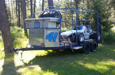 """Stateline Speedway - Post Falls, ID. Bruce A. Simpsons """"Old farts Special"""""""