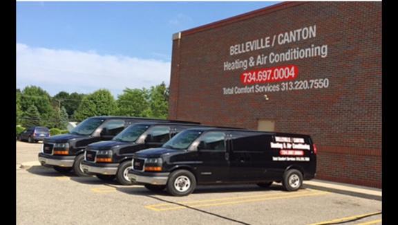 Belleville Canton Heating & Air Conditioning - Van Buren Twp, MI