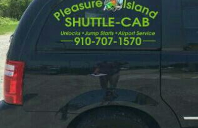 Pleasure Island Shuttle Cab & Car Unlock - Carolina Beach, NC