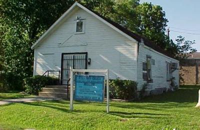 Bible Way Church - Houston, TX