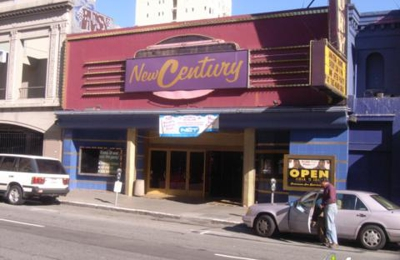 The New Century Theater - San Francisco, CA