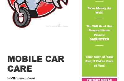 Foster's Mobile Car Care - Albuquerque, NM