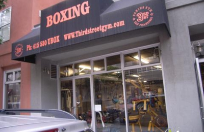 3rd Street Boxing Gym - San Francisco, CA
