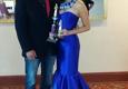 Consentino Alterations - Milwaukee, WI. The fabulous dress Joe saved!
