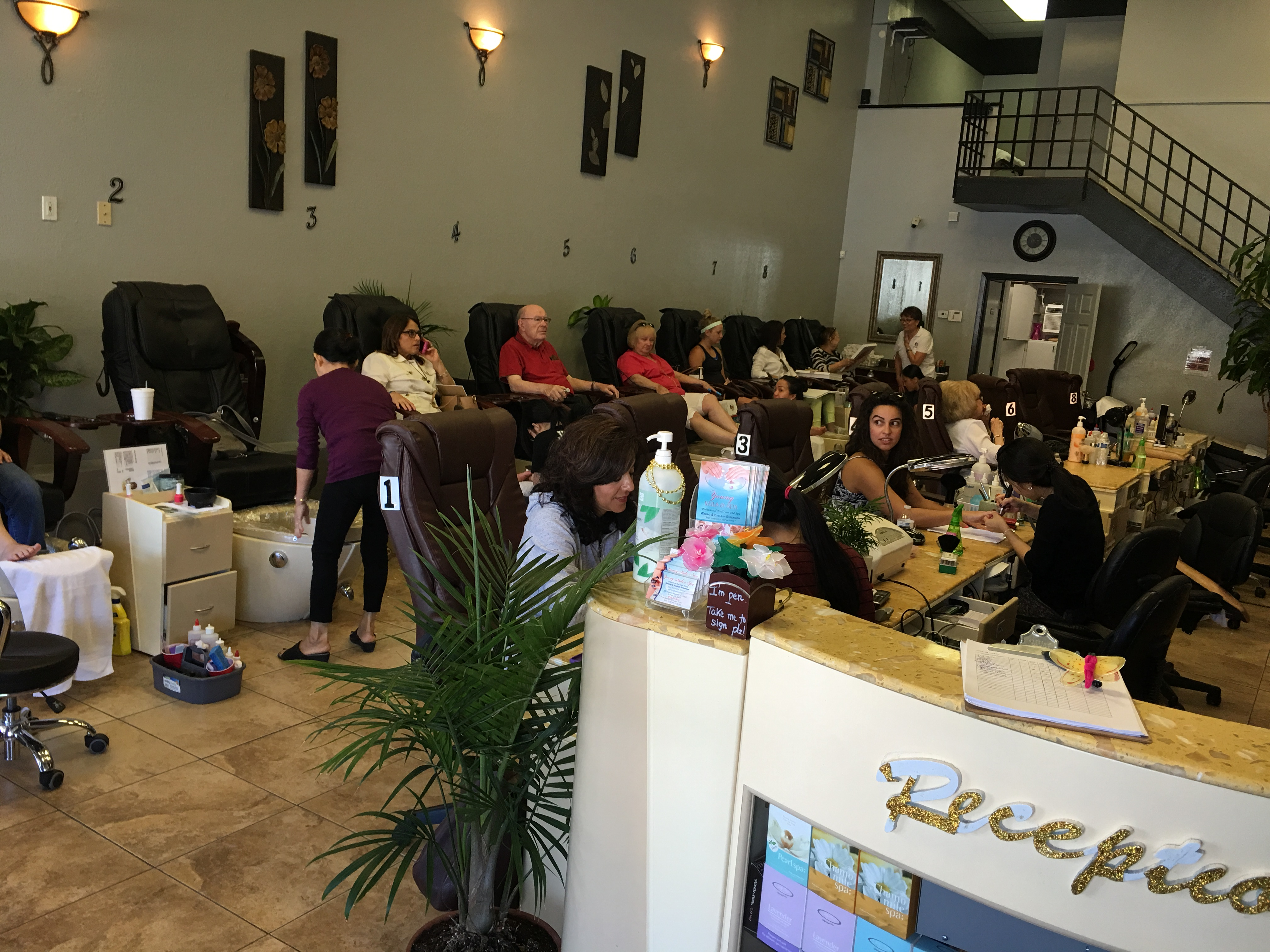 Young Nails Amp Spa 255 Shadow Mountain Dr Ste D El Paso