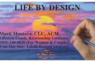 Life By Design Business Card