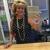 Gloria McCain At Fire Wheel Salons