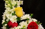 Lisbon flowers by B and B Gardens florist, gift and greenhouse in Oakes, ND