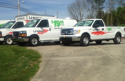 U-Haul Moving & Storage at Chapman Hwy - Knoxville, TN