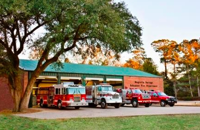 Magnolia Springs Volunteer Fire Dept - Magnolia Springs, AL