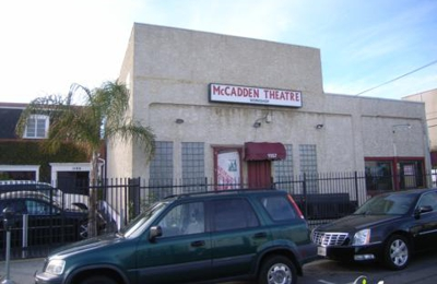 The Mccadden Place Theatre - Los Angeles, CA