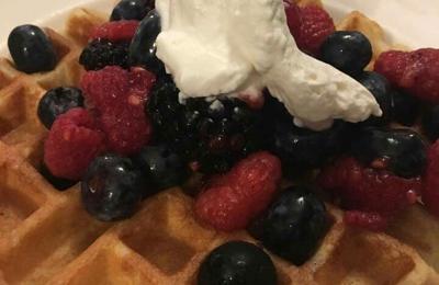 Carolina Bed & Breakfast - Asheville, NC. Breakfast