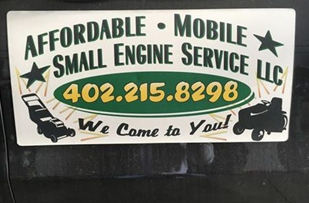Affordable Small Engine Service