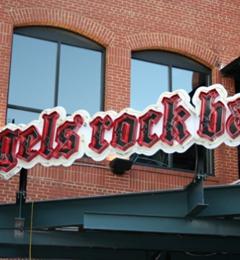 Angels Rockbar - Baltimore, MD