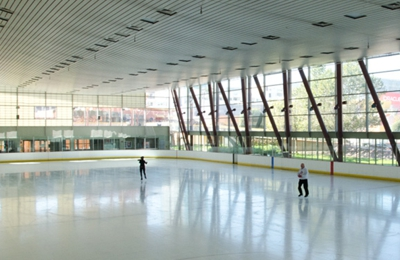 Yerba Buena Ice Skating & Bowling Center - San Francisco, CA