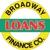 Broadway Finance Co