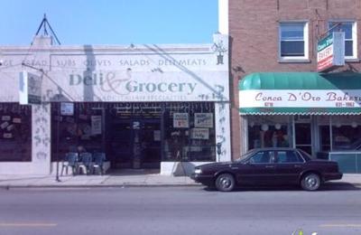 Tony's Italian Deli - Chicago, IL