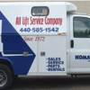 All Lift Services Inc