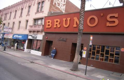 Bruno's Restaurant - San Francisco, CA