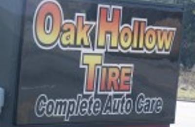 Oak Hollow Tire Car Care Center Inc - High Point, NC