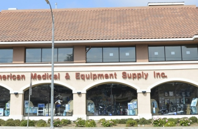 American Medical and Equipment Supply - San Jose, CA. Our Building