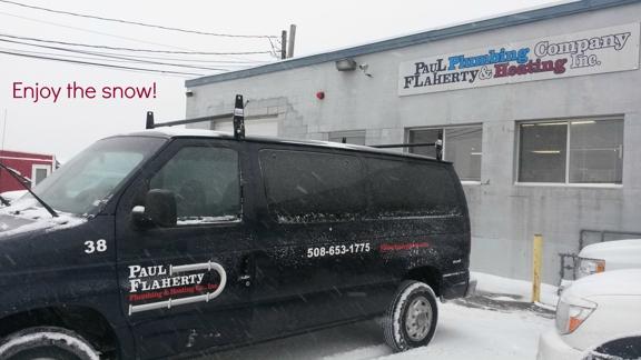 Paul Flaherty Plumbing & Heating - Framingham, MA. http://www.flahertyplumbing.com/ (508) 653-1775 Needham, Newton, Wellesley or anywhere in the Metro West area