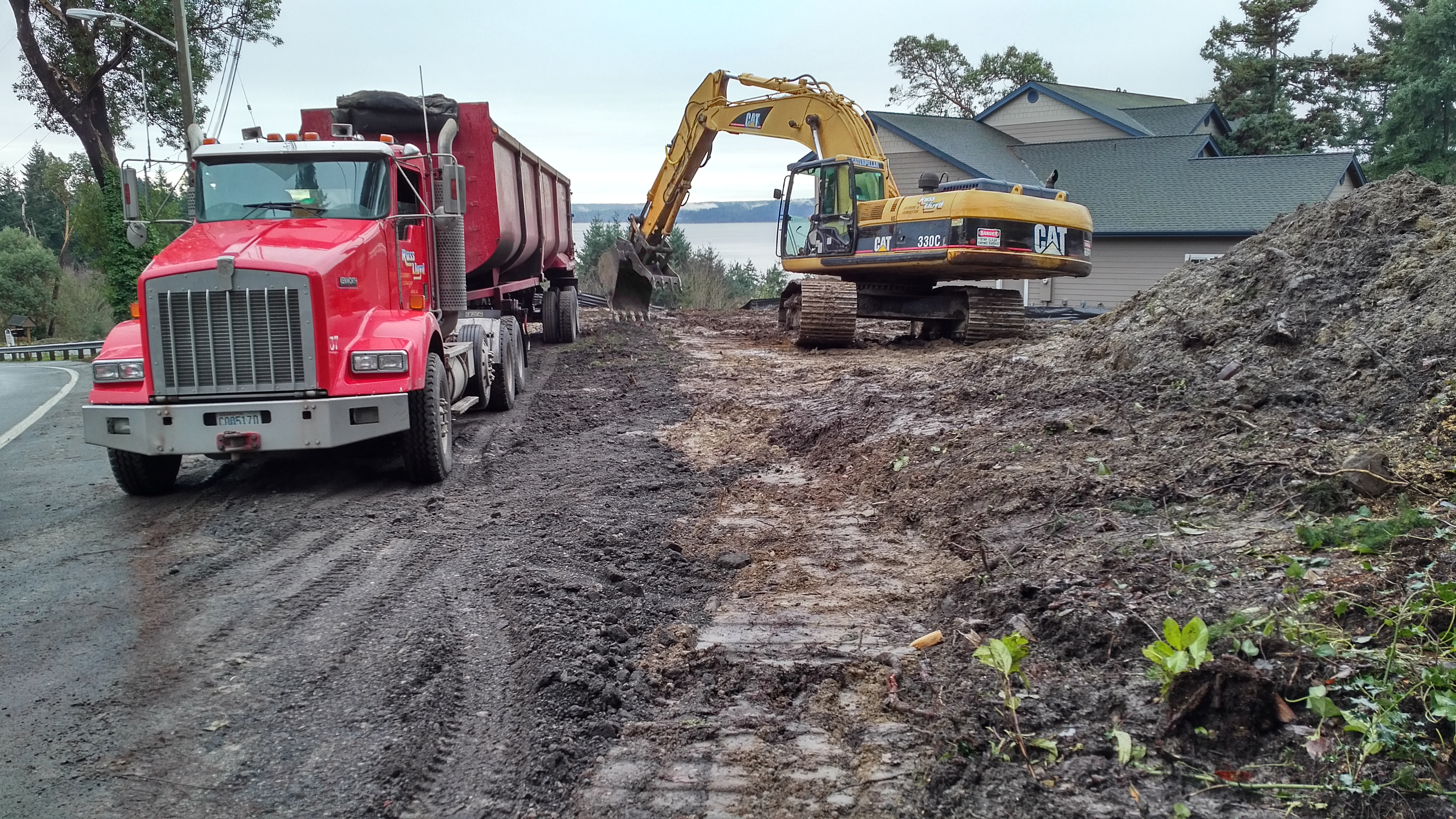 R L Clearing Amp Excavating 32400 148th Ave Se Auburn Wa