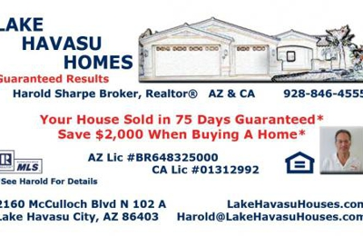Lake Havasu Homes - Lake Havasu City, AZ