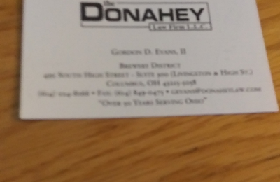 The Donahey Law Firm - Columbus, OH