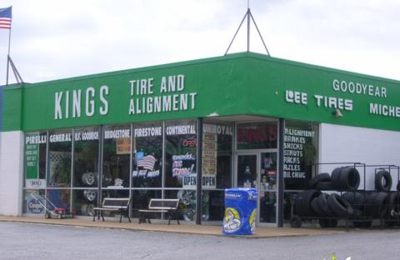 King's Tires & Alignments - Southaven, MS