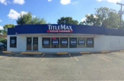 TitleMax Title Loans - San Benito, TX