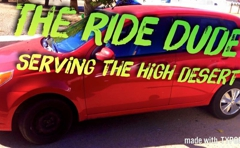 The Ride Dude