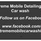 Xtreme Mobile Detailing & Car Wash - Miami, FL