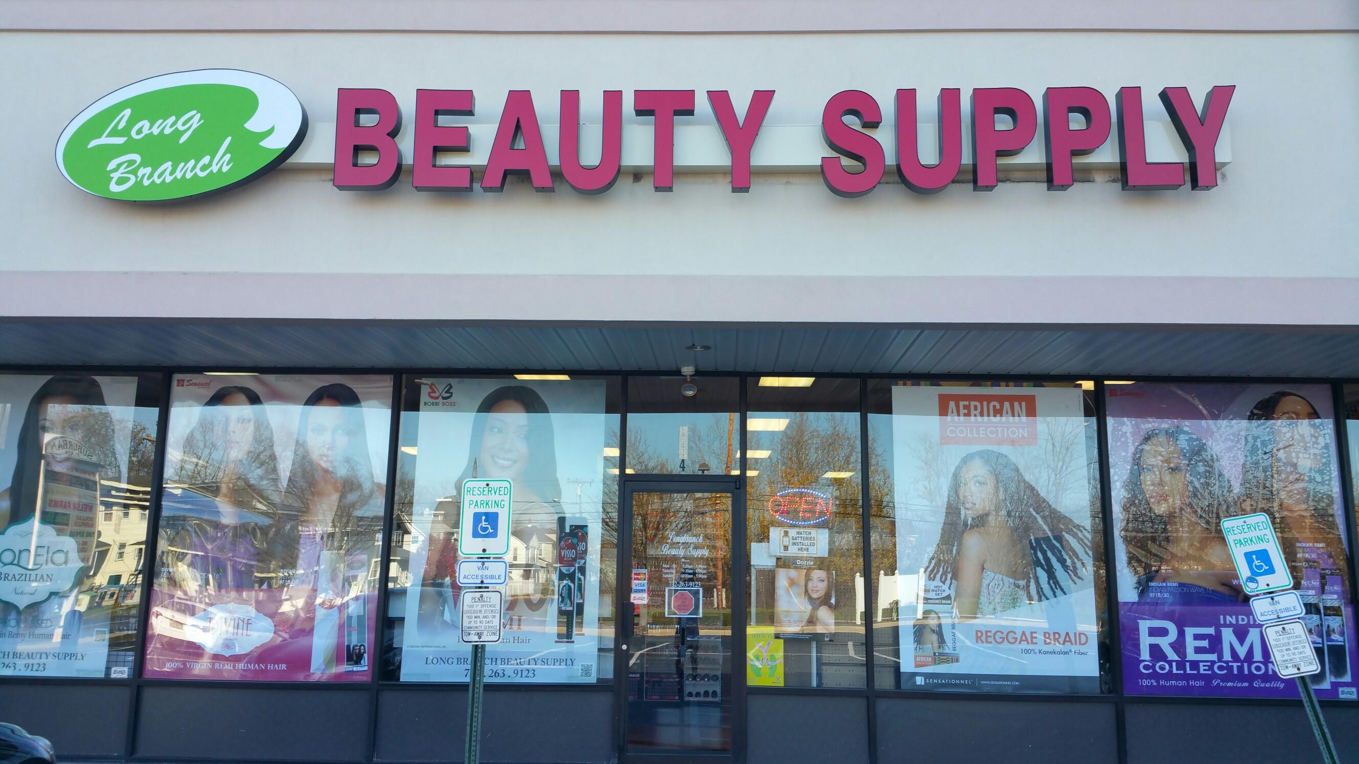 Long Branch Beauty Supply 492 Joline Ave Long Branch Nj