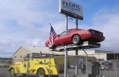 Pacific Auto Salvage Inc - American Canyon, CA